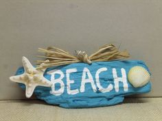 Beach Decor / Driftwood