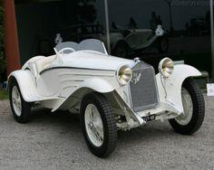 1931 Alfa Romeo 6C 1750 GS Touring 'Flying Star' Spider