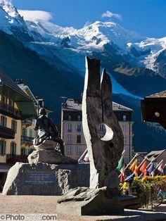 Chamonix, France, the Alps, Europe