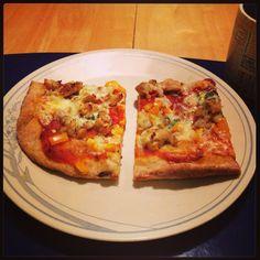 Pizza, pizza. #pizza