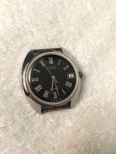 #VOSTOK #Watches #formen  #17jewels #USSR #Roman #numerals serviceable #Vostok