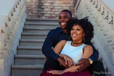 All Smiles for engagements! #engagement #wedding #photoshoot #couples #Bride #groom #lemonade #beyoncetheme #photoshoot #portrait #ckingdiamonds #diamonds #engagement #engagementshoot #weddingprep #beforethewedding #couple #love #blacklove #blackloveexists #naturalhair #hair #curls #curlyhair