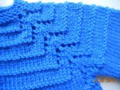 Category: Top Down Knitting For Kids, Crochet For Kids, Free Knitting, Baby Knitting, Crochet Baby, Knit Crochet, Sweater Knitting Patterns, Knitting Stitches, Crochet Patterns