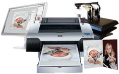 Sublimation Printing Create-Print-Press - Making Money With Customized & Personalized Products