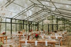 This Die Woud Wedding Blends South African Countryside and Hollywood Glamour