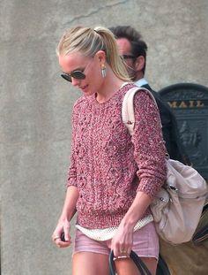 Kate Bosworth in Isabel Marant - LOVE