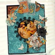 Card by Ilene Tell  (102611)