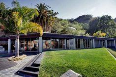 Harpel House, 1956 : Los Angeles, CA … designed by John Lautner