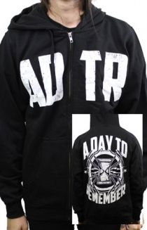 A Day To Remember Zip Up Hoodie