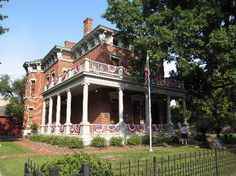 Benjamin Harrison Presidential Site (Indianapolis) - 2020 All You Need to Know BEFORE You Go (with Photos) - Tripadvisor Presidential History, Presidential Libraries, Presidential Trivia, City Of Indianapolis, Benjamin Harrison, The Buckeye State, Us Destinations, Old Mansions, Second Empire