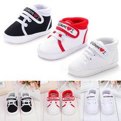 158d97be1b8 Best Price New Cute Heart shaped I Love Mum And Dad Lovely Baby Shoes Girl  Soft Bottom Footwear Newborn Baby Shoes-in First Walkers from Mother   Kids  on ...