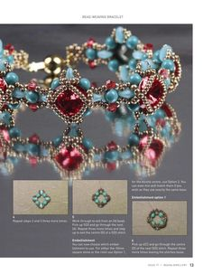OK Bead Jewellery, Jewelry Making Beads, Resin Jewelry, Handmade Jewelry, Free Beading Tutorials, Beading Tools, Beaded Bracelet Patterns, Beaded Bracelets, Bracelet Tutorial
