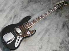 Fender Japan フェンダージャパン/JB75US/FC BLK/R