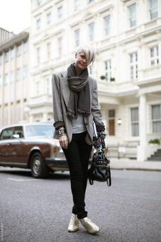KATE LANPHEAR Style Director, American Elle magazine.