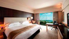 Mandarin Oriental Hotel, Singapore. 5 Raffles Ave, Marina Square, Singapore 039797