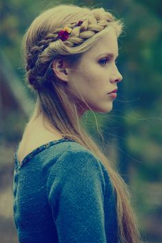 Rebekah Mikaelson. She's so beautiful, and so misunderstood