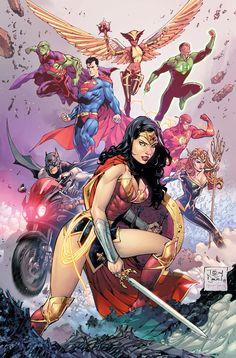 Marvel Comics, Math Comics, Dc Comics Heroes, Arte Dc Comics, Dc Comics Characters, Comic Books Art, Comic Art, Justice League Comics, Justice League Characters