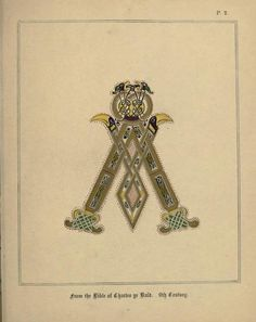 A primer of the art of illumination for the use of beginners : with a rudimentary treatise on the art, practical directions for its exercise, and examples taken from illuminated mss. (1874)