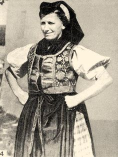 Hollókői woman from the Folk Costume, Costume Dress, Costumes, Dress Out, My Heritage, Archetypes, Digimon, Traditional Outfits, Hungary