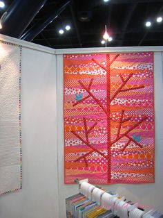 Quilt Market Fall 2012 by pink chalk studio, via Flickr