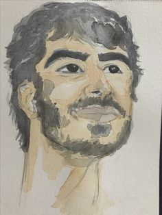 Berk's portrait