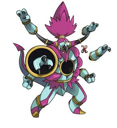hoopa unbound form - Google Search