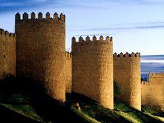Avila Castile Spain