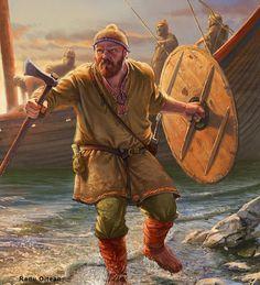 Vikings by Radu Oltean