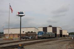 Amtrak Rensselaer Shops