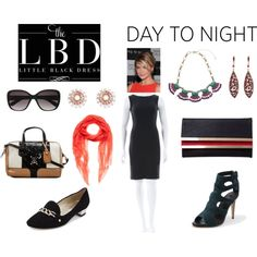 """LBD - Day to Night"" by reddolls on Polyvore"