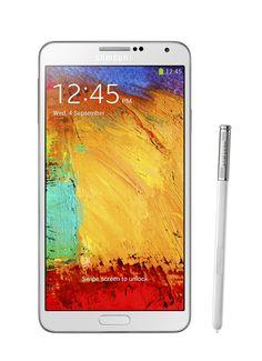 Samsung N900 Galaxy Note 3 Cep Telefonu Beyaz ( Distribütör Garantili ) :: www.cazipfiyattan.com