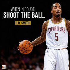 #jrsmith #ballislife #defending #nba