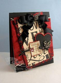 Medallion, Love Letterpress plate, Heart Embosslit