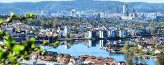 Byutvikling og sentrumsutvikling i et langsiktig perspektiv
