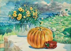 Luiz Varela Aldemira, portuguese paintor Natural da Galiza, desenvolveu a sua carreira artística em Portugal, começando por estudar na Escola de Belas-Artes de Lisboa, onde foi aluno de Columbano. Já naturalizado português, viajou, como bolseiro do Instituto de Alta Cultura, por Espanha, França e Itália (1933). Seguindo o movimento naturalista, apropriou-se também de alguns valores do modernismo http://pt.wikipedia.org/wiki/Varela_Aldemira