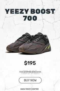 d651aa83d8bc0a Mens size new Adidas Yeezy Boost 700 Mauve fake shoes