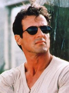Sylvester Stallone. I like him in the early Rocky movies before he became super macho!