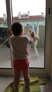 Diário de uma família normal: Maria e as tarefas domésticas