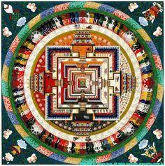 mandala #buddha