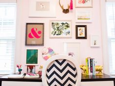 Behind the Blog: Office Space // Twin Stripe
