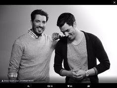 Jonathan and Drew