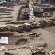 Expositie van Nederlandse opgravingen in Italië