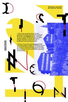 alexandre tonneau - typo/graphic posters
