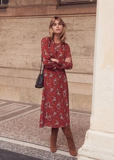 Love, Fashion & Beauty - Idea of look (outfit) casual chic (casual chic) Women& fall / winter dress - Spring Fashion Outfits, Modest Fashion, Look Fashion, Trendy Fashion, Fall Outfits, Fashion Beauty, Autumn Fashion, Outfits 2016, Fashion 2016