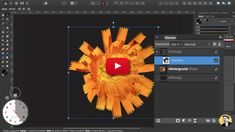 Masking text with Affinity Photo | Texte maskieren in Affinity Photo #ADIAM #madeinaffinity