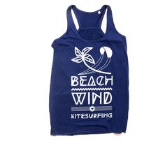 Wind, beach, kitesurfing | http://arnone-project.com
