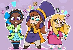 hat kid bow kid mustache girl 10 by thattechnique on Newgrounds A Hat In Time, Cartoon Crossovers, Kawaii Drawings, Art Challenge, Time Art, Girl With Hat, Game Character, Mustache, Animal Crossing
