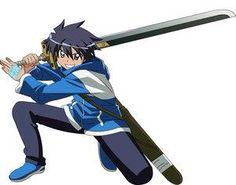 Saito Hiraga The Familiar of Zero