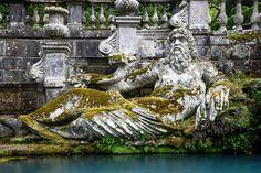 Bagnaia - Villa Lante | da bautisterias