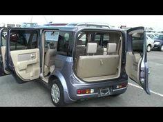 Fifth Gear Web TV - Nissan Cube Road Test - YouTube